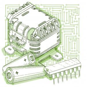 Утилизация отходов электроники